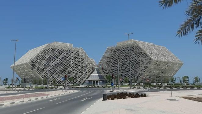 Cyberhawk Qatar office