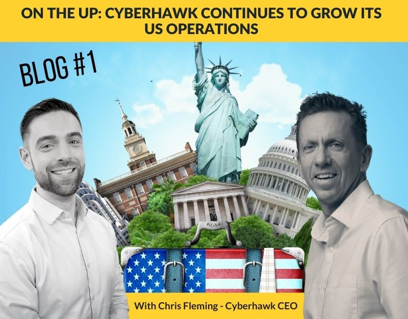 On the up: Cyberhawk continues to grow its US operations